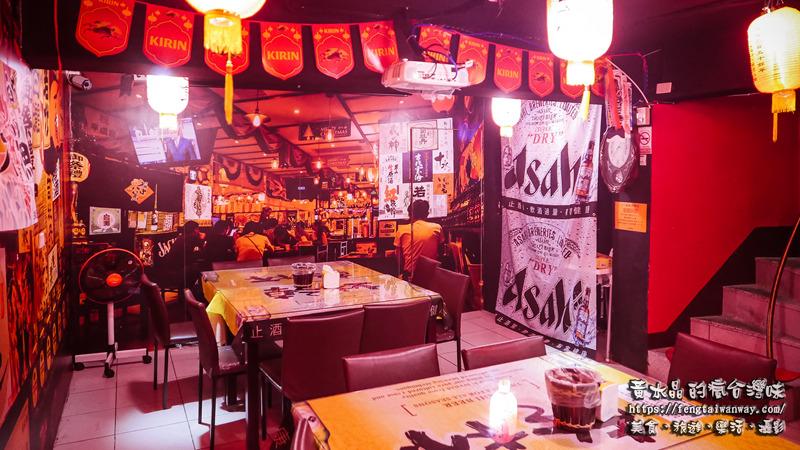 十八兆居酒屋【桃園美食】 榮獲桃園金牌好店殊榮;日本人、職棒球員也愛來的深夜食堂 @黃水晶的瘋台灣味