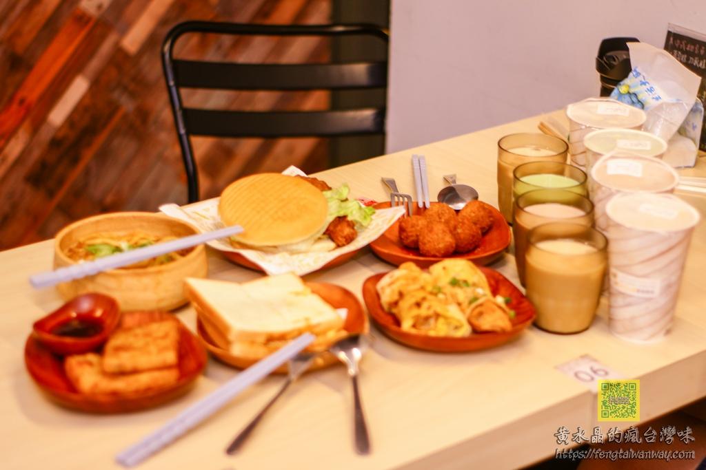 早安公雞農場晨食-平鎮文化店【平鎮美食】 人氣早午餐;各項餐點堅持現點現做 @黃水晶的瘋台灣味