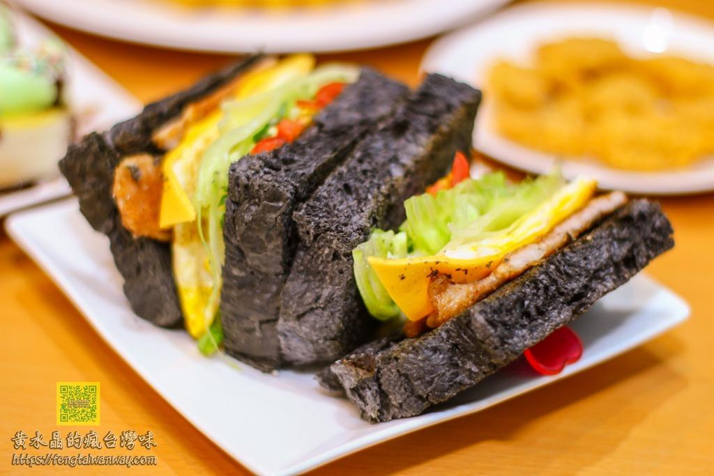HALA coffee&sandwich【桃園美食】|自創品牌的文青早午餐;不定期研發隱藏版餐點 @黃水晶的瘋台灣味