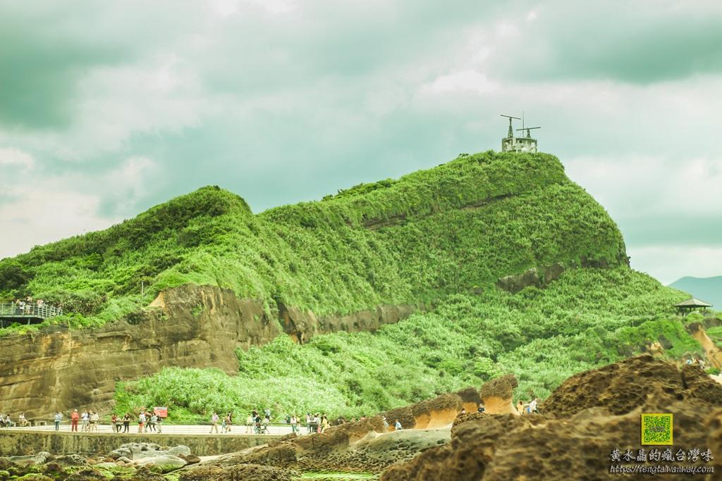 野柳地質公園【新北景點】|北海岸必遊世界級觀光景點;逐漸消逝的女王頭 @黃水晶的瘋台灣味