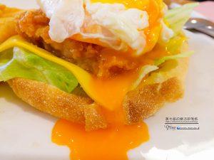 基隆廟口TSP天盛鋪營養三明治58號攤【基隆美食】|基隆市仁愛區小吃;其實簡單就很美味。 @黃水晶的瘋台灣味