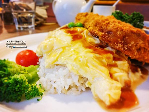 Daily日式咖哩蛋包飯(八德義勇店)|《桃園市八德區蛋包飯推薦》 @黃水晶的瘋台灣味